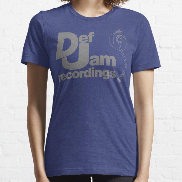 Def Jam Classic Essential T-Shirt