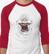 Who you gonna call? Slimer! Men's Baseball ¾ T-Shirt