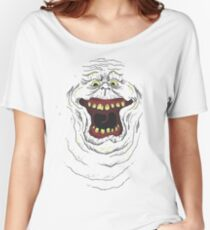 Who you gonna call? Slimer! Women's Relaxed Fit T-Shirt