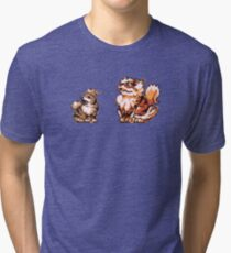 Growlithe evolution  Tri-blend T-Shirt