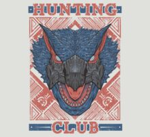 Hunting Club: Nargacuga | Unisex T-Shirt