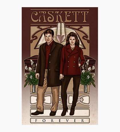 Caskett Photographic Print