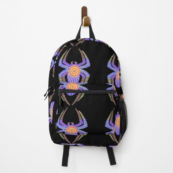 Spider Design Backpack