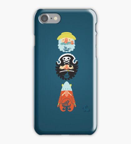 All Abeard! iPhone Case/Skin