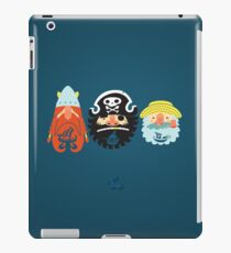 All Abeard! iPad Case/Skin