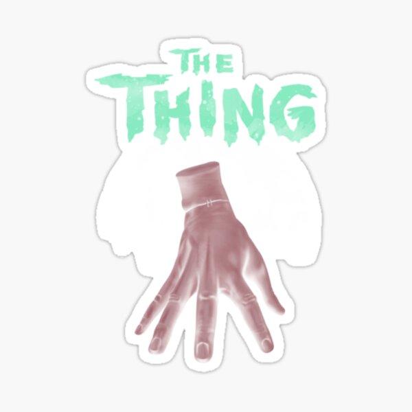 Beware of the thing Sticker