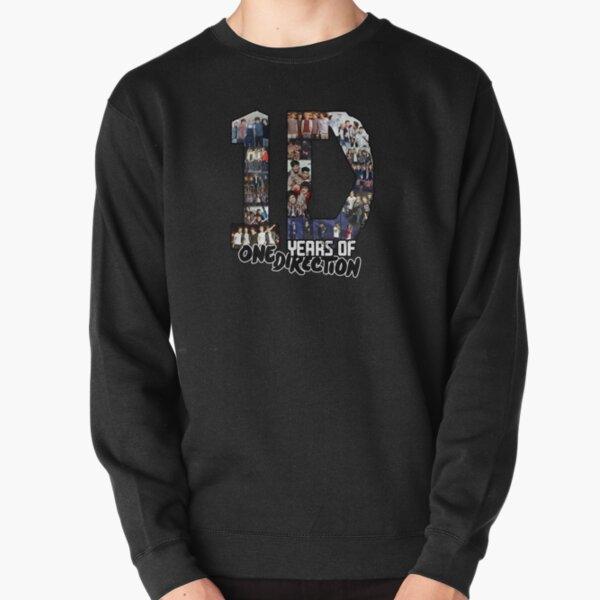 10 ans de 1 D Sweatshirt épais