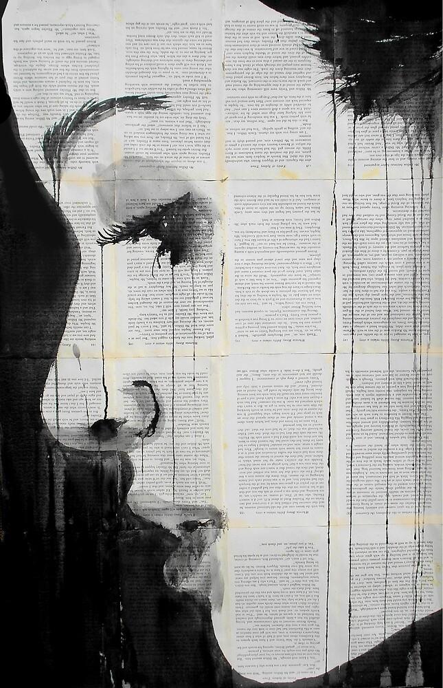 whisper by Loui  Jover