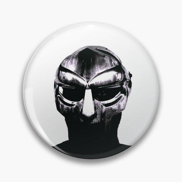 Camisa de hip hop DOOM Madvillain All Caps Chapa