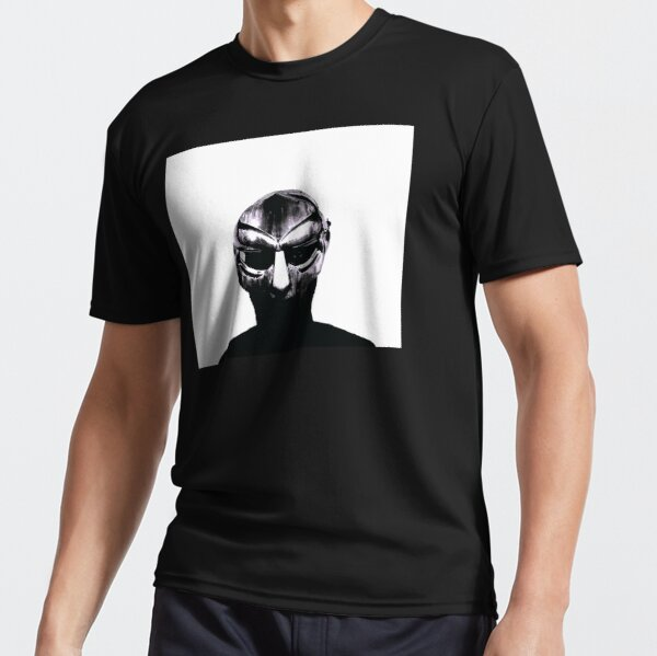 DOOM Madvillain All Caps Hip Hop Shirt Active T-Shirt