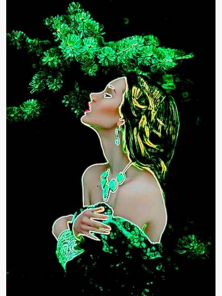 GREEN MEDITATION by michaeltodd