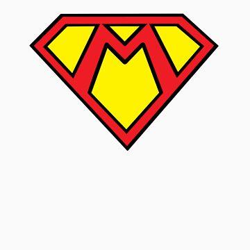 SuperMario-Man by Dannydoesrock