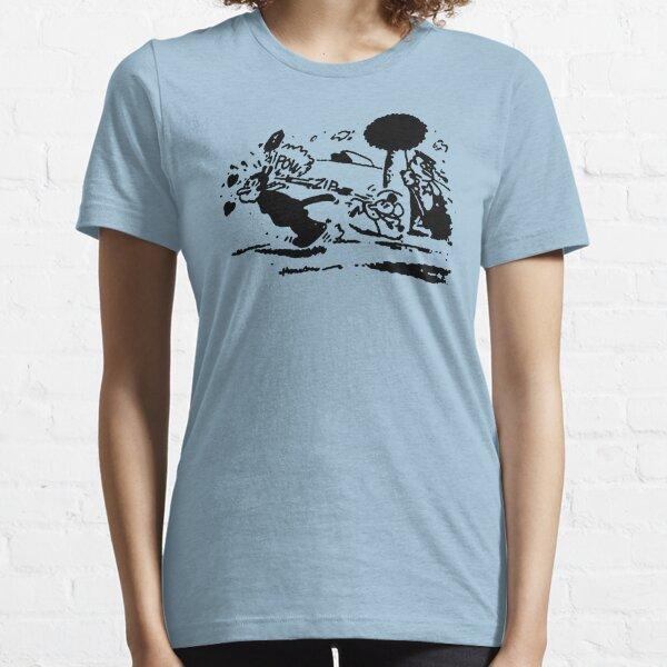 ficción pulp: jules Camiseta esencial
