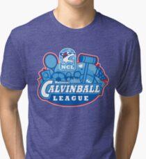 National Calvinball League Tri-blend T-Shirt