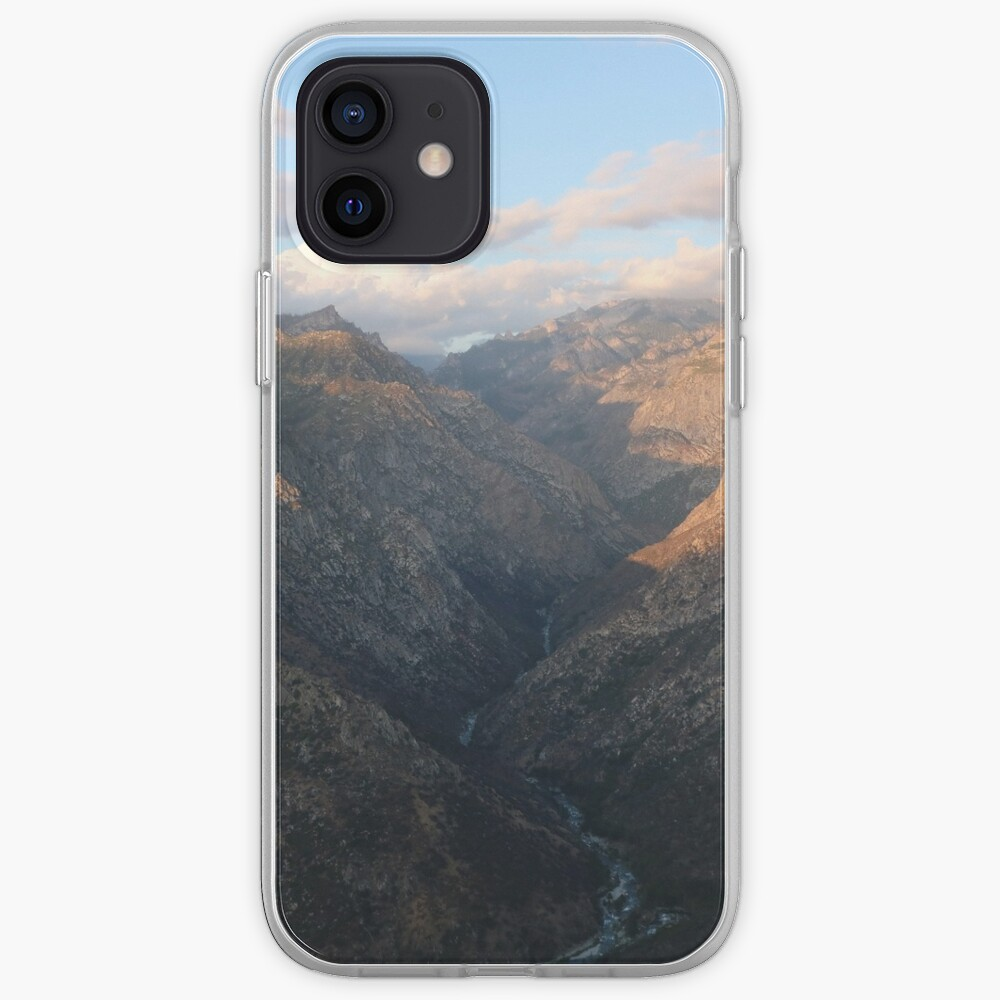 Kings Canyon overlook iPhone Case & Cover