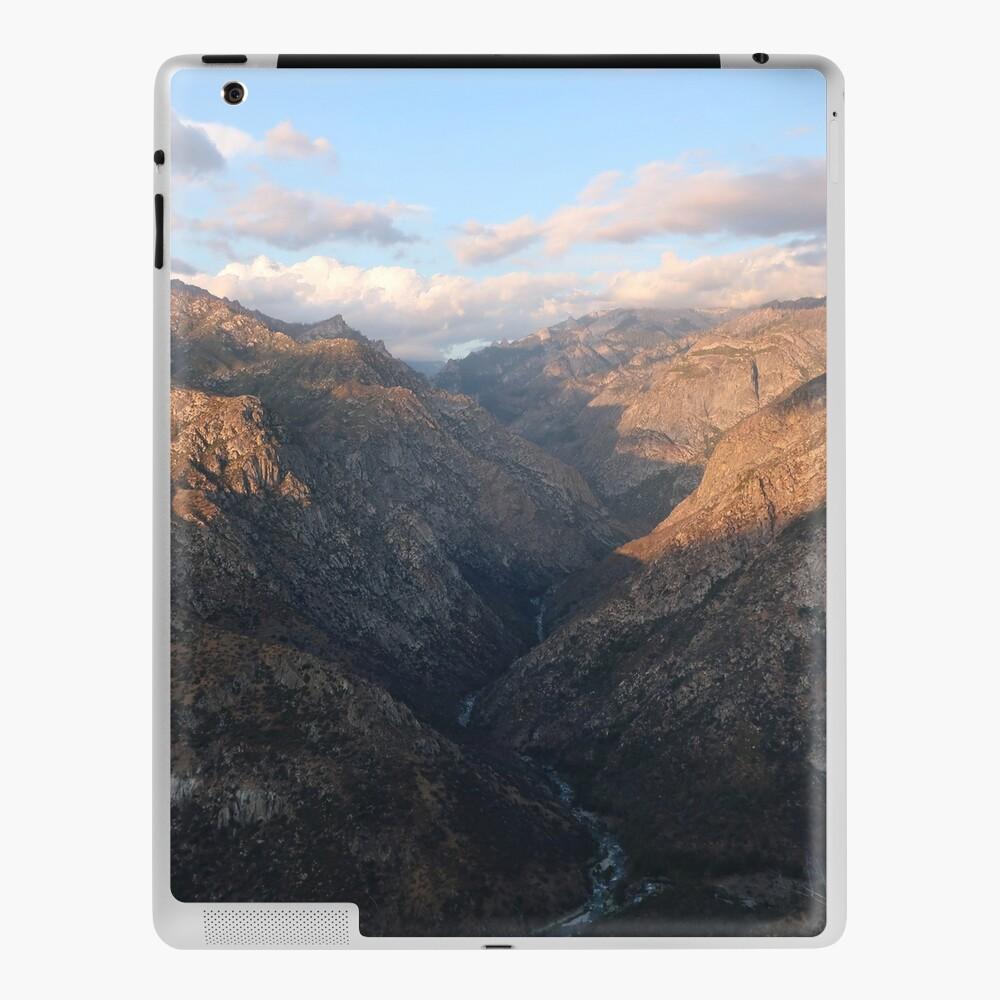 Kings Canyon overlook iPad Case & Skin
