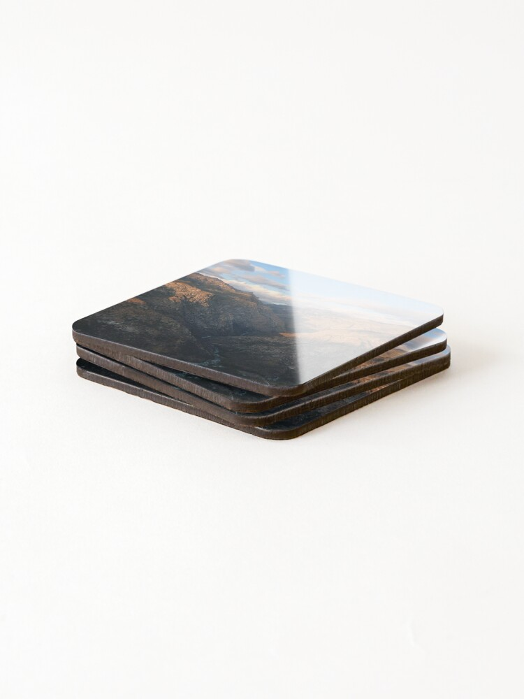Alternate view of Kings Canyon overlook Coasters (Set of 4)