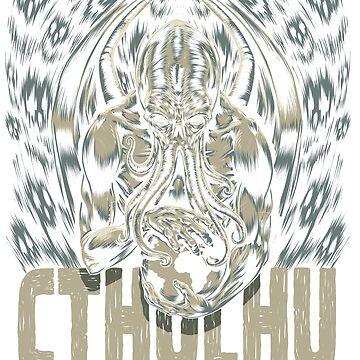 cthulhu by NanoBarbero