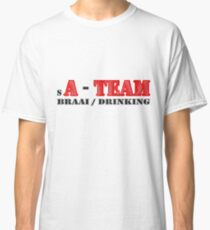SOUTH AFRICAN A - TEAM Classic T-Shirt