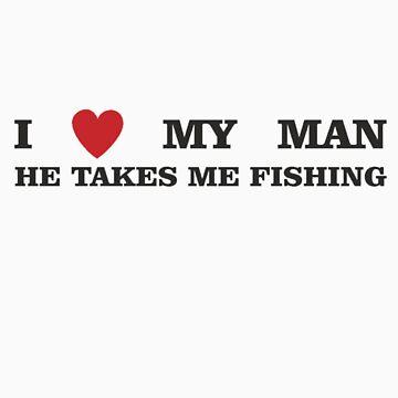 TAKES ME FISHING by JAYSA2UK