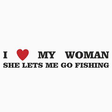 FISHING - LET ME FISH by JAYSA2UK