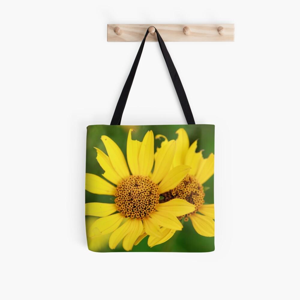 Oxeye bouquet Tote Bag