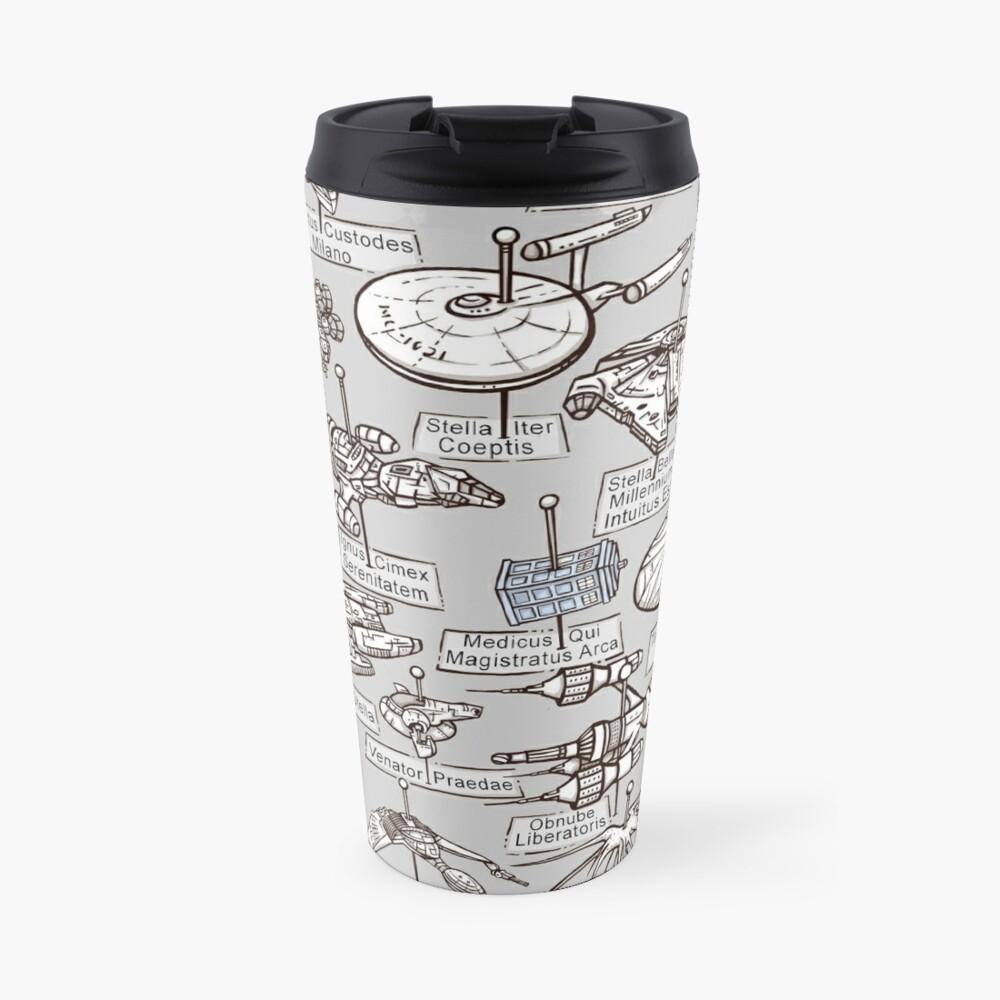 The Collection Travel Mug