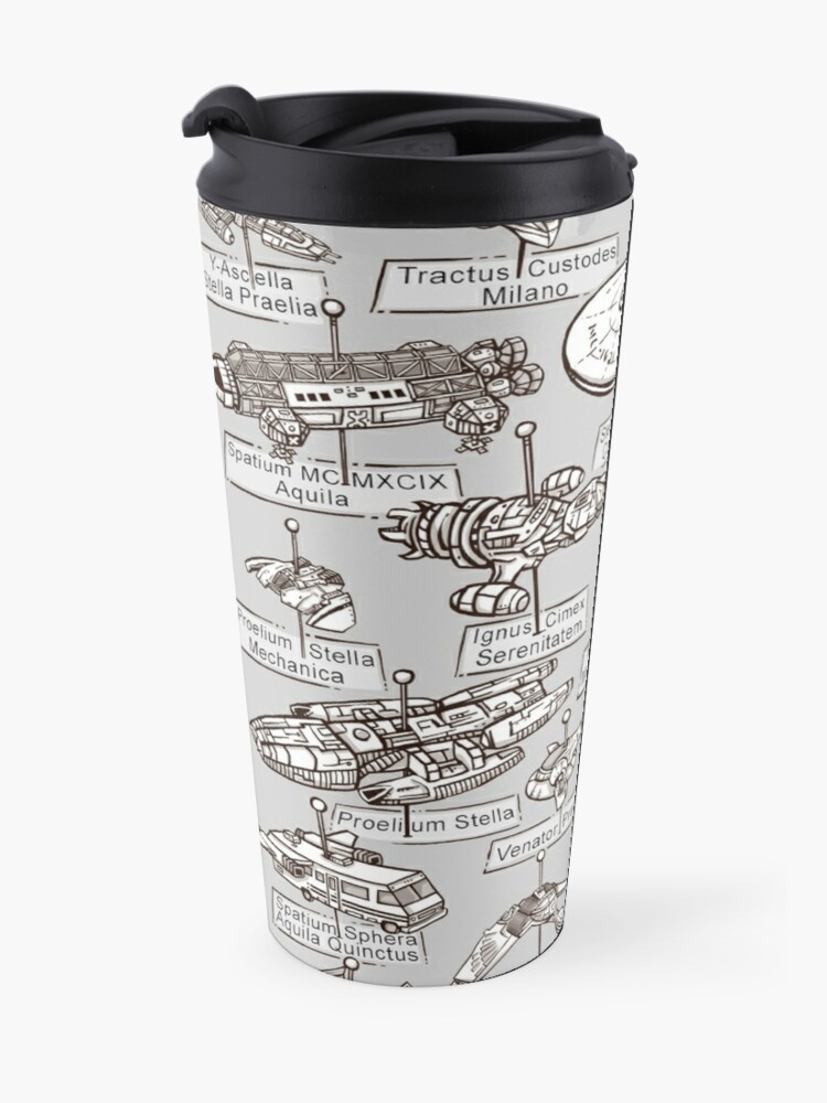 Alternate view of The Collection Travel Mug