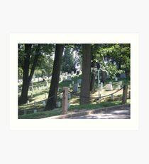 Arlington National Cemetery 2 Art Print