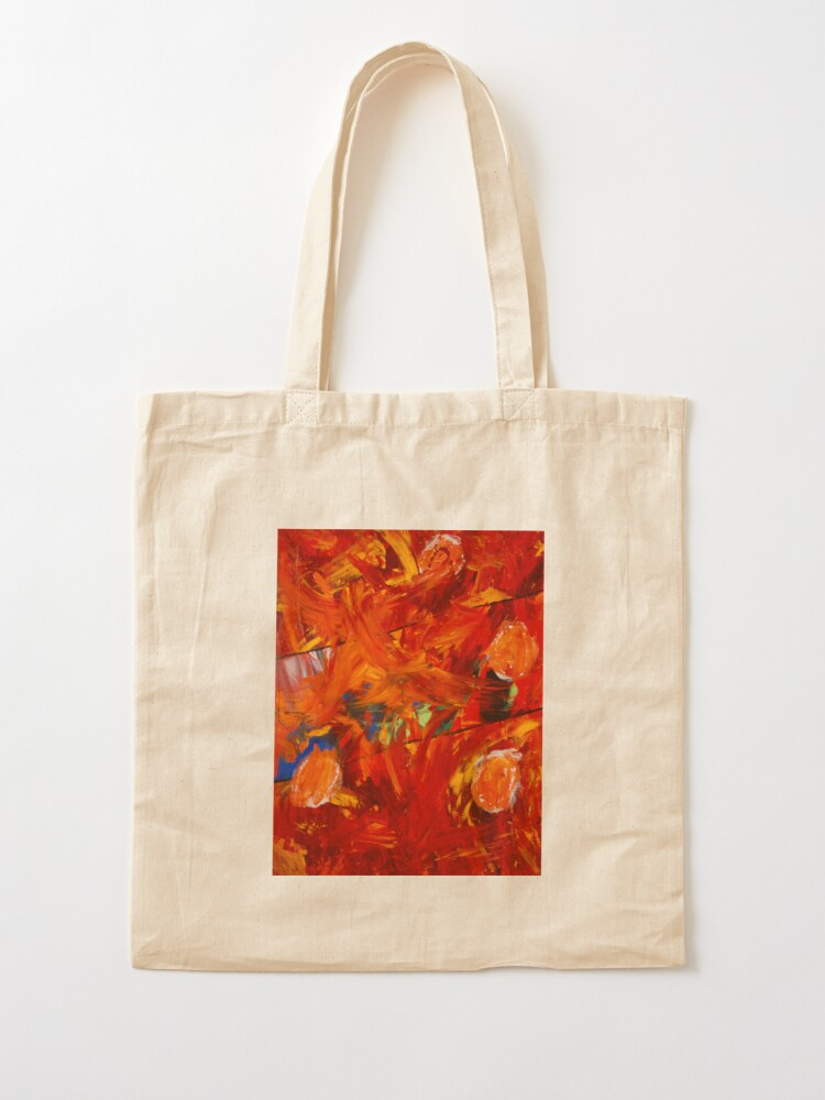 Alternate view of Unfinished #2 Tote Bag