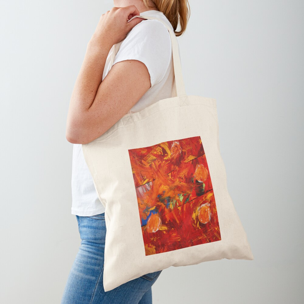 Unfinished #2 Tote Bag