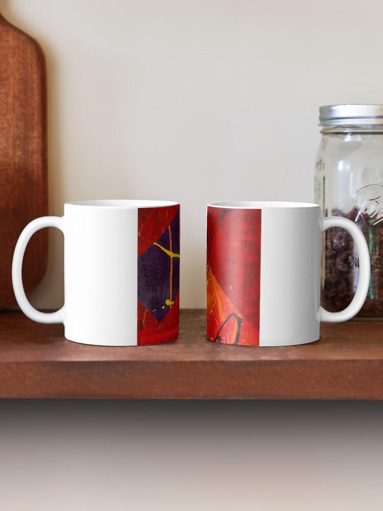 Alternate view of Opening Up #1 Mug