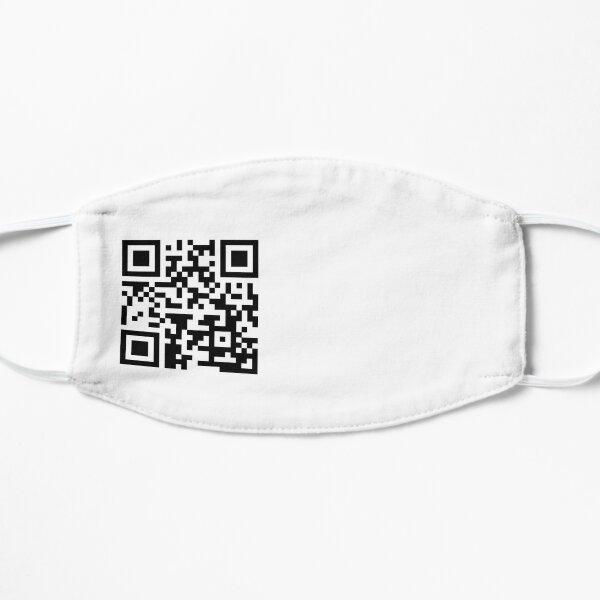 Random Dog Photo Generator QR Code  Flat Mask