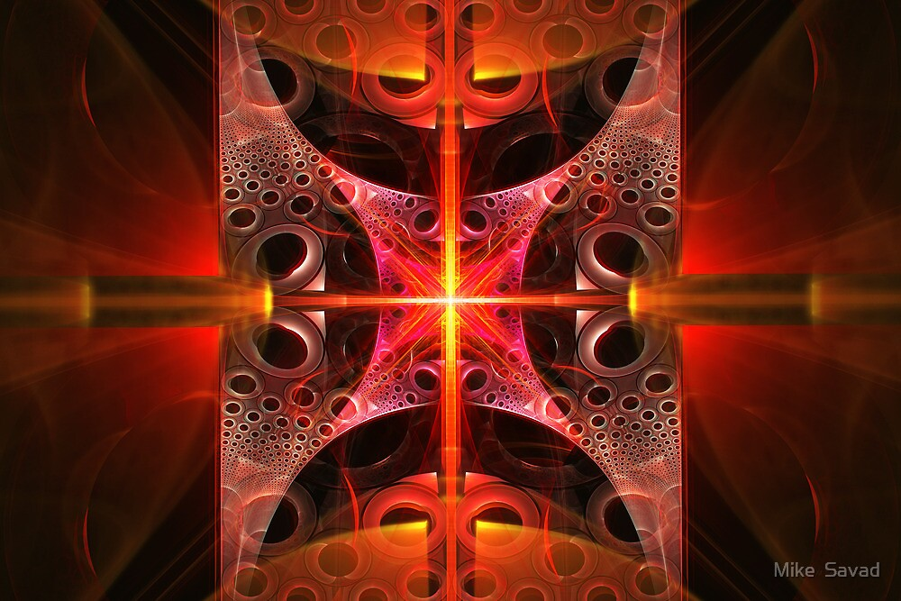 Fractal - Science - Cold Fusion by Michael Savad