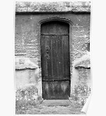 door number 1 Poster
