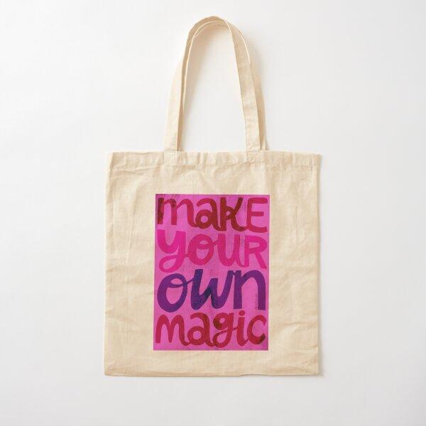 Make Your Own Magic Cotton Tote Bag