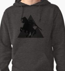 Silhouette of a Legend Pullover Hoodie