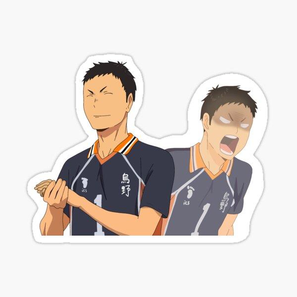 Ghost daichi Sticker