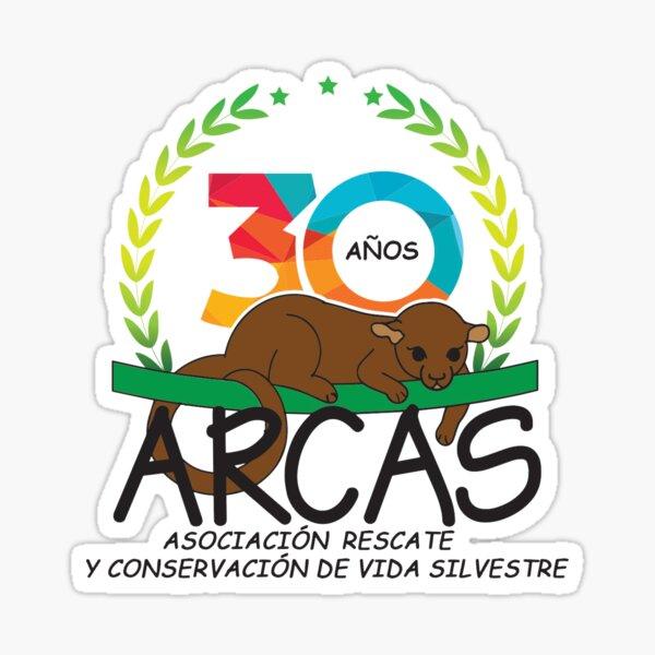 ARCAS 30 años Sticker