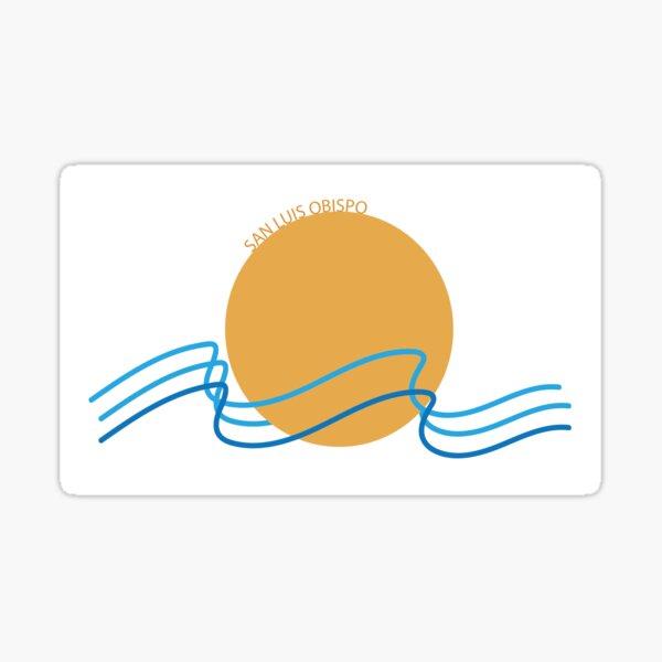 Slo Wave Sticker