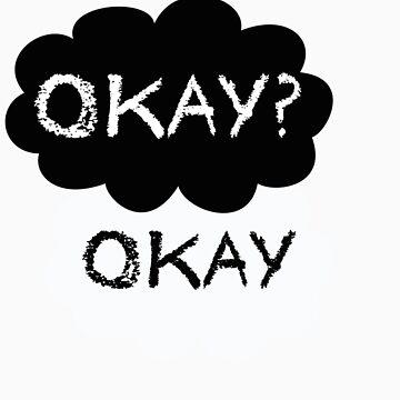 Okay? Okay. Tfios Shirt by Colferninja