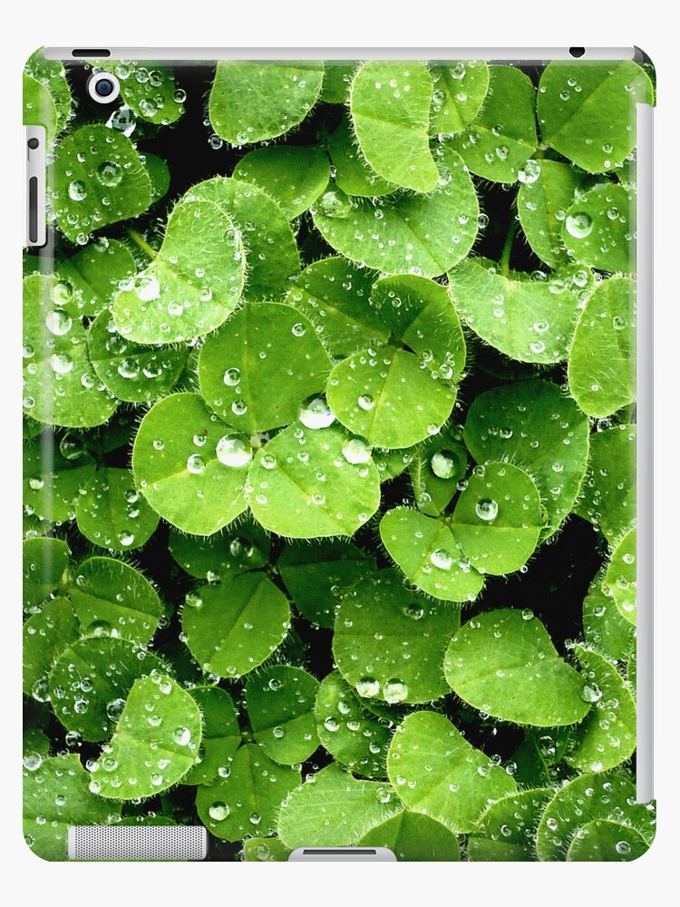 Clovers (available in iphone, ipod, & ipad cases) by Jess Meacham
