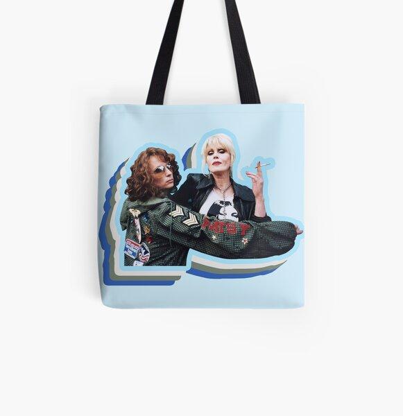 Eddie & Patsy, Sweetie Darling All Over Print Tote Bag