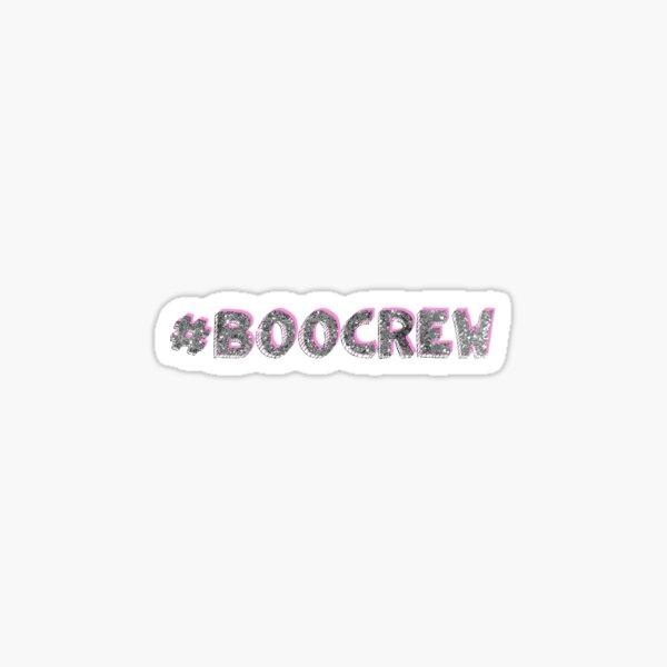 Boocrew Sticker