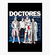 DOCTORES Photographic Print
