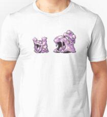 Grimer evolution  Unisex T-Shirt
