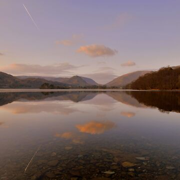 The Lake District: Grasmere Symmertry by rob3003