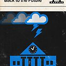 Back to the Future Modernist Book Cover Series  by Creative Spectator