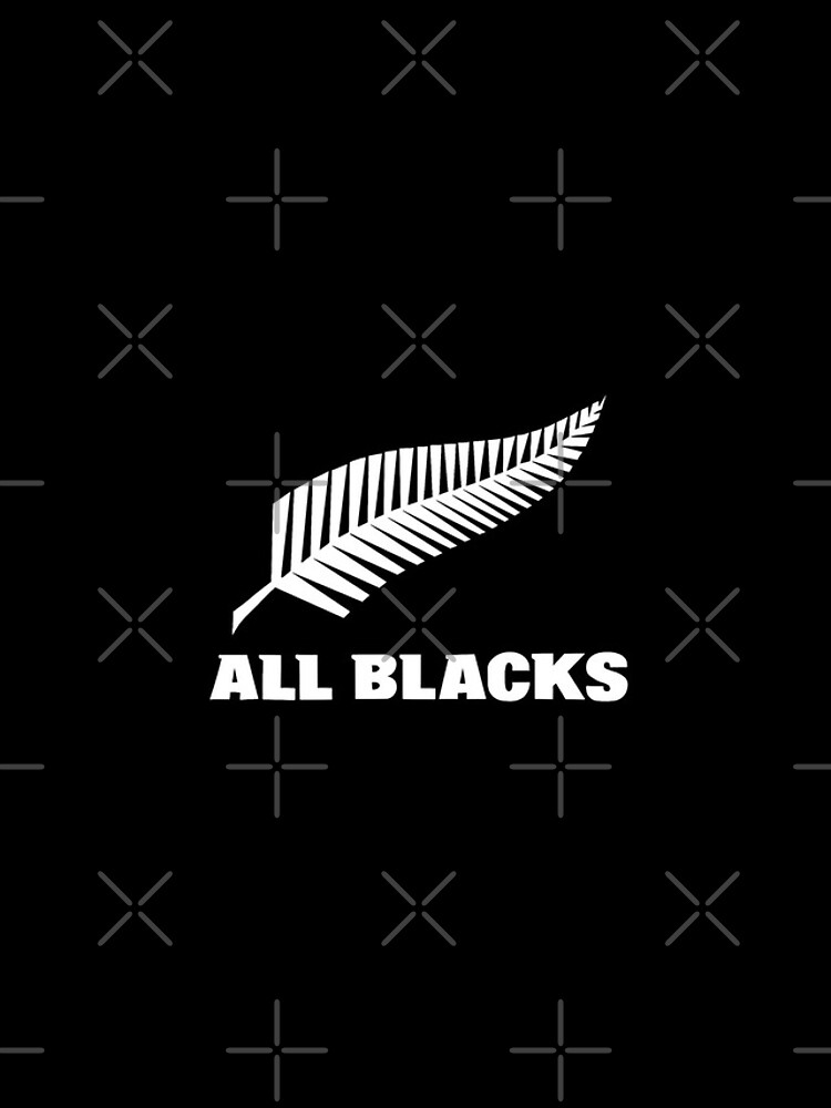All Blacks NewZealand Rugby by Sirrahnais