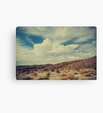 Vast Canvas Print